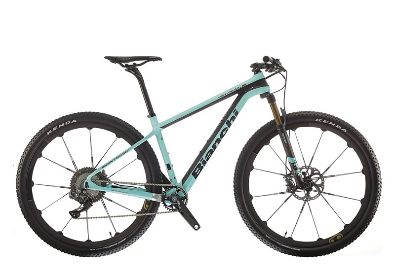 Methanol CV Team edition XTR Di2