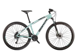 Cross Country Duel 29s - Acera/Altus 3x9v Hydr. Disc