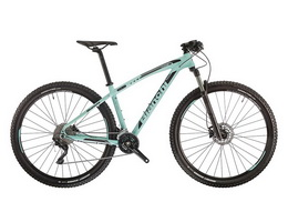 Cross Country Kuma 29.0 - XT/Deore 2x10v Rock Shox